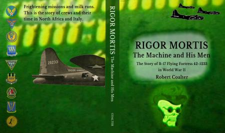 Book Cover: Rigor Mortis. The Machine and His Men
